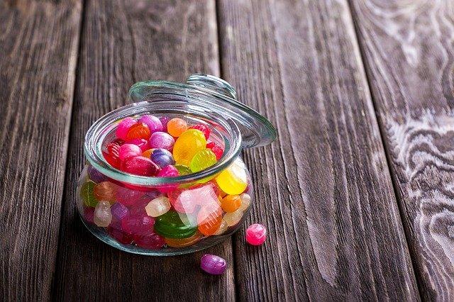 jak nie jeść słodyczy